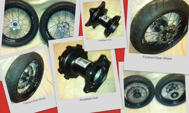 Wheel Refurbish